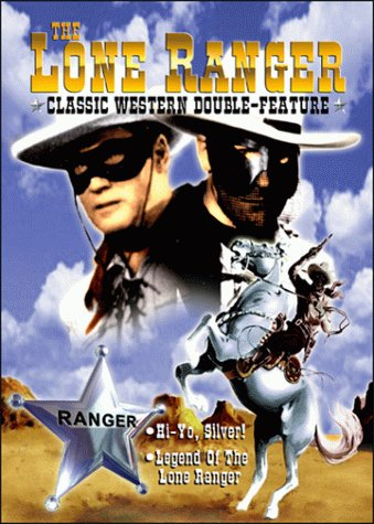 Clayton Moore in The Legend of the Lone Ranger (1981)