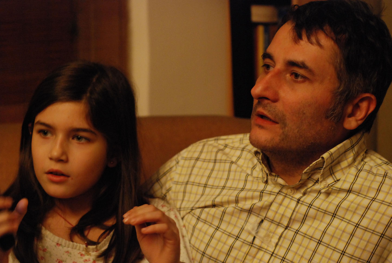 Cristi Puiu and Ileana Puiu in Aurora (2010)