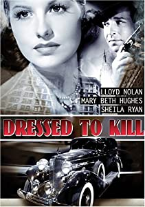 Dressed to Kill by Eugene Forde