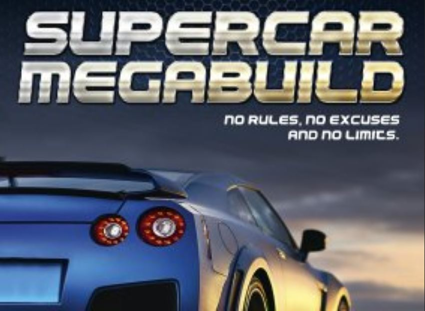 Supercar Megabuild Tv Series 2016 Imdb