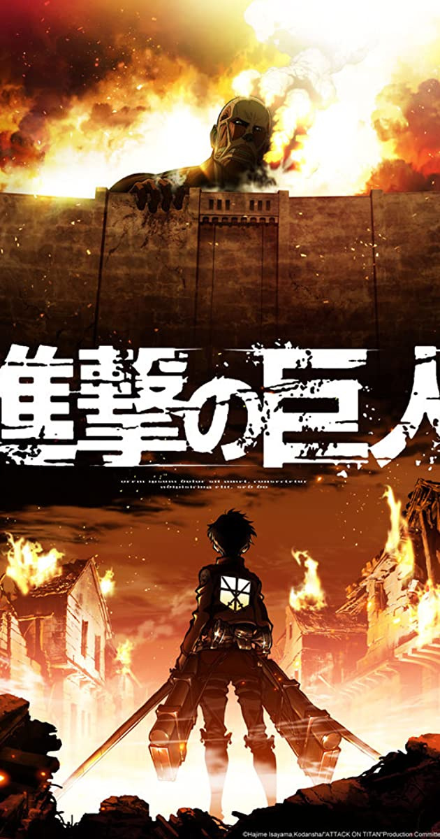 Attack on Titan (TV Series 2013– ) - IMDb