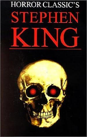 Stephen King's poster