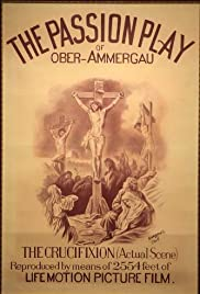 The Passion Play of Oberammergau Poster