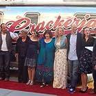 Crackerjack Premiere September 12, 2013 Phillip DeVona, Cookie Hagins, Avery Rutzen, Lynne Ashe, Terri Measel, Wes Murphy, Bethany Annd Lind, Bryan Coley