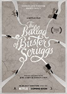 Comedy movies video download The Ballad of Buster Scruggs [480p]
