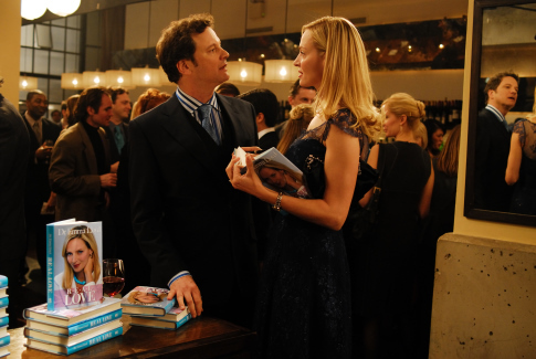 Colin Firth and Uma Thurman in The Accidental Husband (2008)