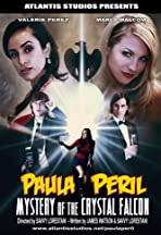 Paula Peril: Mystery of the Crystal Falcon