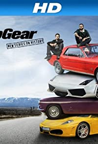 Primary photo for Top Gear USA