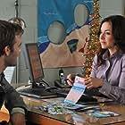 James Van Der Beek and Erin Karpluk in Mrs. Miracle (2009)