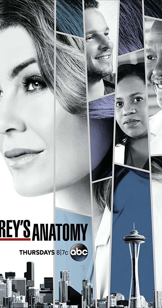 Greys Anatomy - Season 9 (2012) TV Series poster on cokeandpopcorn