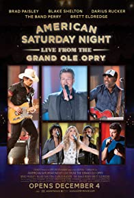 Primary photo for American Saturday Night: Live from the Grand Ole Opry