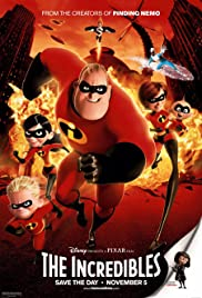 Watch The Incredibles 2004 Movie | The Incredibles Movie | Watch Full The Incredibles Movie