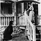 Robert Mitchum and Lillian Gish in The Night of the Hunter (1955)