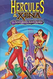 Watch Movie Hercules And Xena - The Animated Movie: The Battle For Mount Olympus (1998)