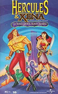 Hercules and Xena - The Animated Movie: The Battle for Mount Olympus full movie online free