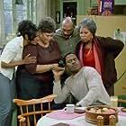 Juanita Jennings, Tamela J. Mann, Lamman Rucker, Tony Vaughn, and Denise Boutte in Meet the Browns (2009)