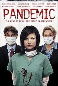 Eric Roberts, Faye Dunaway, and Tiffani Thiessen in Pandemic (2007)