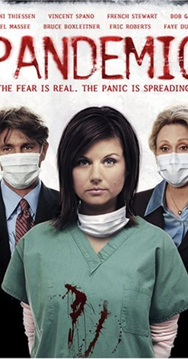 Pandemic Tv Mini Series 2007 Imdb