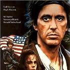 Nastassja Kinski and Al Pacino in Revolution (1985)