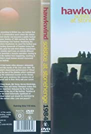 Hawkwind: The Solstice at Stonehenge 1984 Poster