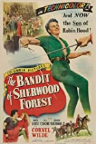 The Bandit of Sherwood Forest (1946) Poster