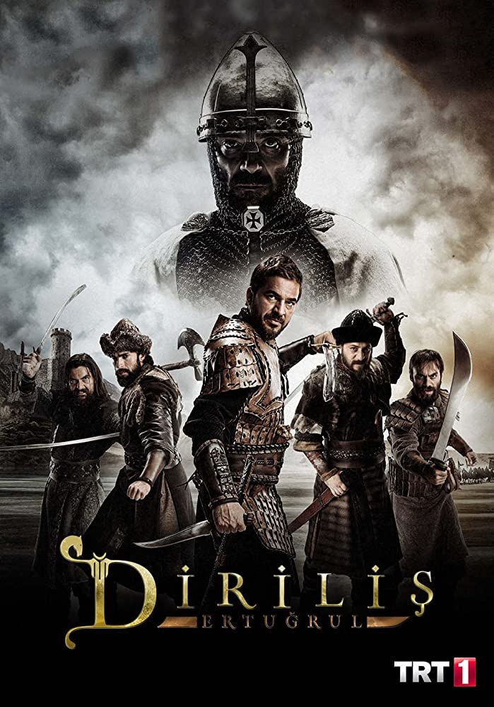 Ertugrul Ghazi Dirilis: Season 1 [Episode 1-21] Hindi/Urdu Dubbed 720p HDRip [Turkish Drama Series]
