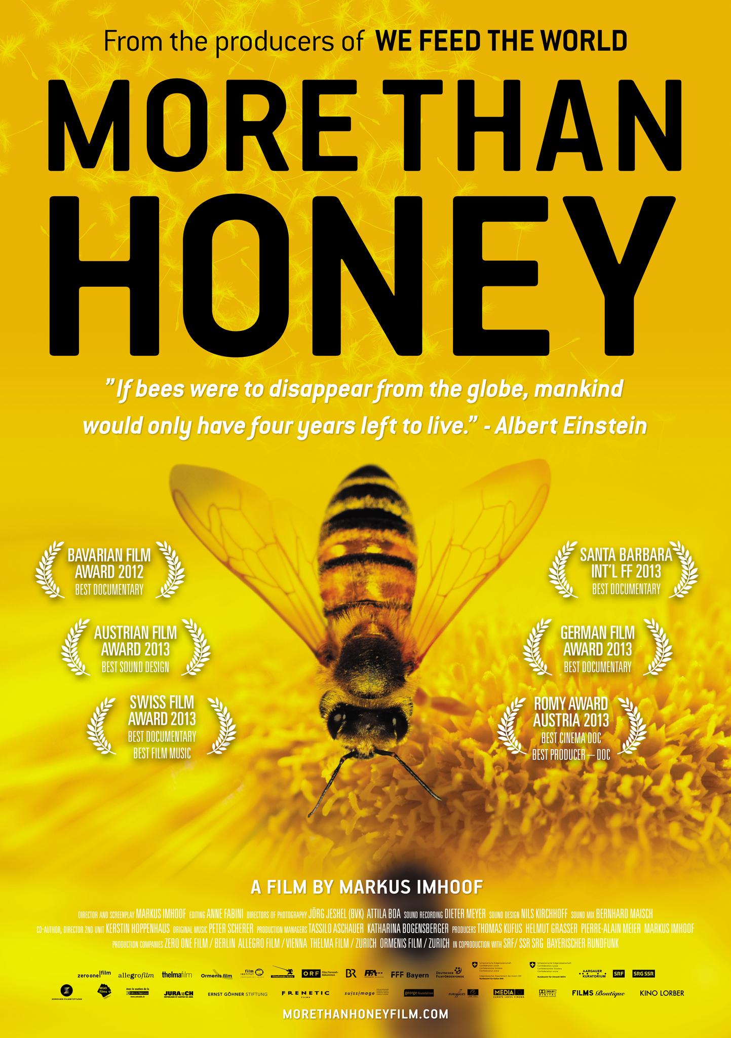 More Than Honey (2012) - IMDb