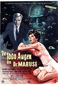 Primary photo for The 1,000 Eyes of Dr. Mabuse
