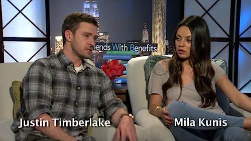 Justin Timberlake & Mila Kunis: The IMDb Original Interview