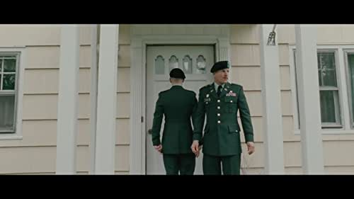 A soldier (Foster) struggles with an ethical dilemma when he becomes involved with a widow of a fallen officer (Morton).