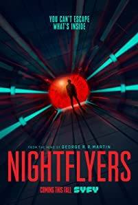 Based on George R. R. Martin's novella. Set in the future on the eve of Earth's destruction, a crew of explorers journey on the most advanced ship in the galaxy, The Nightflyer, to intercept a mysterious alien spacecraft that might hold the key to their survival. As the crew nears their destination, they discover that the ship's artificial intelligence and never-seen captain may be steering them into deadly and unspeakable horrors deep in the dark reaches of space.