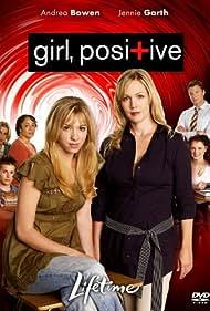 Jennie Garth, Nathan Anderson, Andrea Bowen, Rhoda Griffis, S. Epatha Merkerson, and Evan Gamble in Girl, Positive (2007)