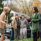Charlize Theron and Elizabeth Reaser in Young Adult (2011)