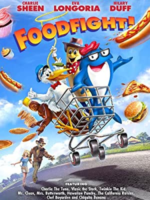 Animation Foodfight! Movie