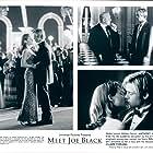 Brad Pitt, Anthony Hopkins, and Claire Forlani in Meet Joe Black (1998)