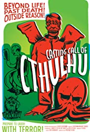 Casting Call of Cthulhu Poster
