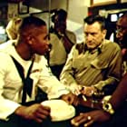 Gooding and De Niro with Director George Tillman Jr. (photo credit: Philip Caruso/SMPSP)