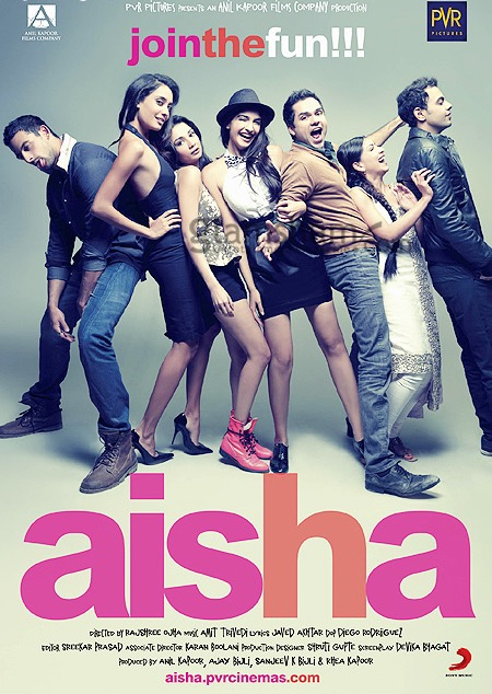 Aisha 2010 Full Movie [Hindi DD5.1] 720p BluRay ESubs Download