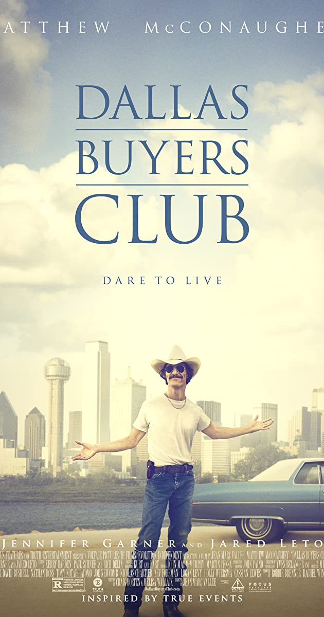 Watch Full HD Movie Dallas Buyers Club (2013)