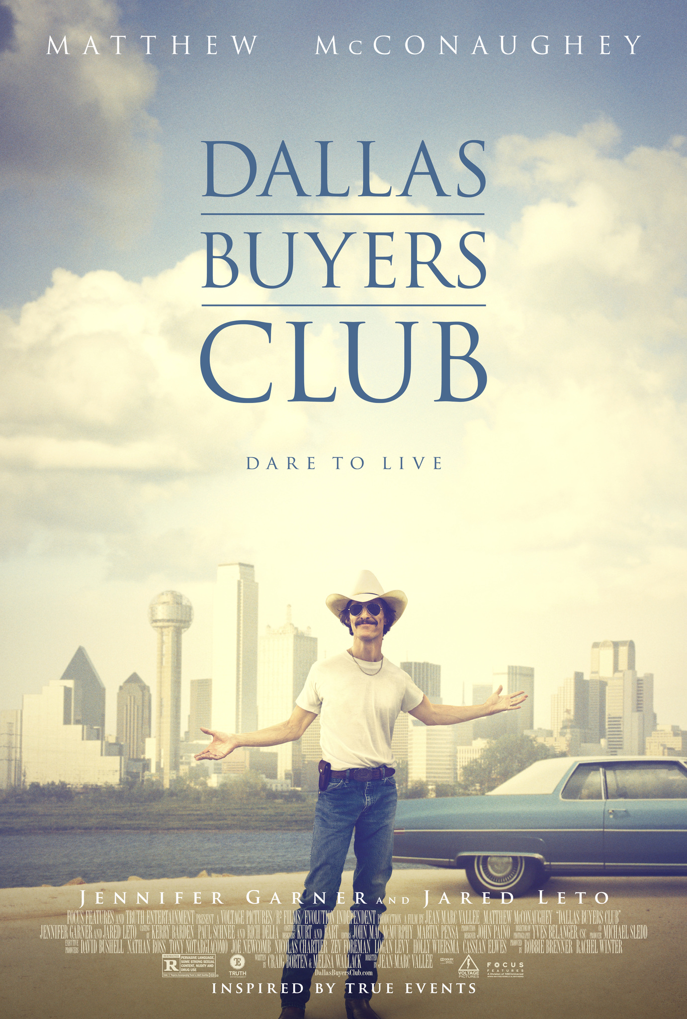 Dallas Buyers Club (2013) BluRay 480p, 720p & 1080p