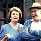 Patricia Routledge and Clive Swift in Keeping Up Appearances (1990)