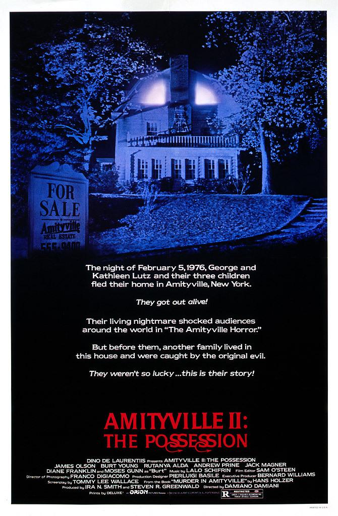 Amityville 2: A Possessão [Dub] – IMDB 5.5
