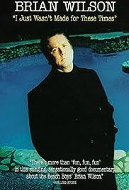 Brian Wilson: A Beach Boy's Tale Poster