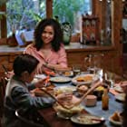 Gugu Mbatha-Raw, Storm Reid, Levi Miller, and Deric McCabe in A Wrinkle in Time (2018)