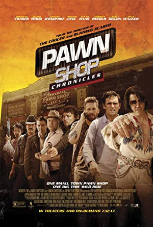 Pawn Shop Chronicles watch online