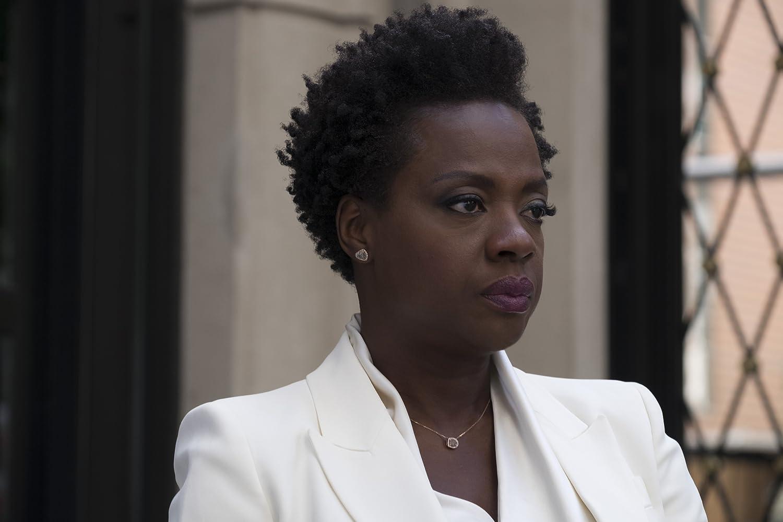 Viola Davis in Widows (2018)