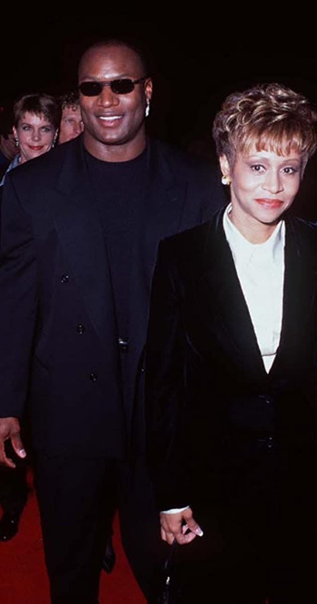 Bo Jackson with Wife Linda Jackson