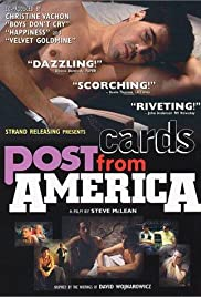 Postcards from America(1994) Poster - Movie Forum, Cast, Reviews