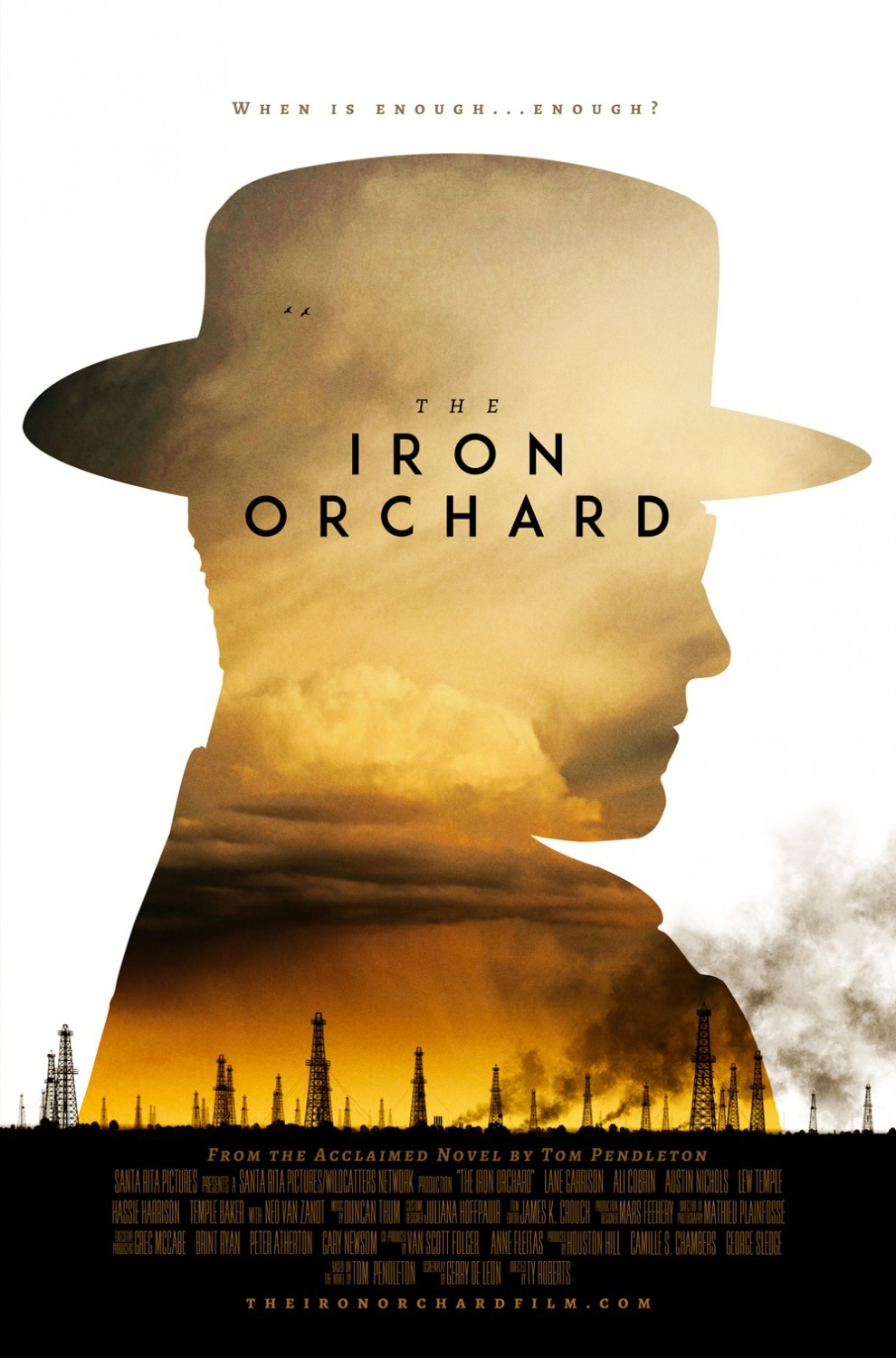 Geležinis sodas (2018) /The Iron Orchard (2018) online