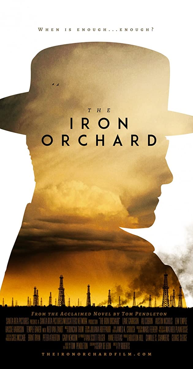 Subtitle of The Iron Orchard